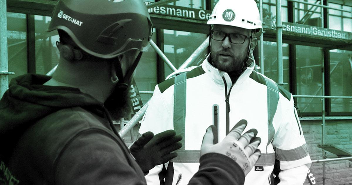 Worauf ich bei Arbeitskleidung im Gerüstbau achten muss